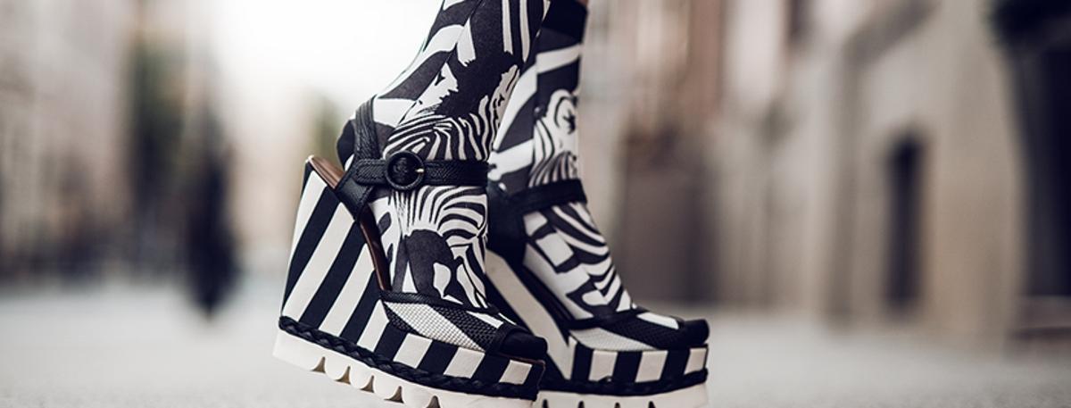 Bešavne trendi čarape sa životinjskim motivima