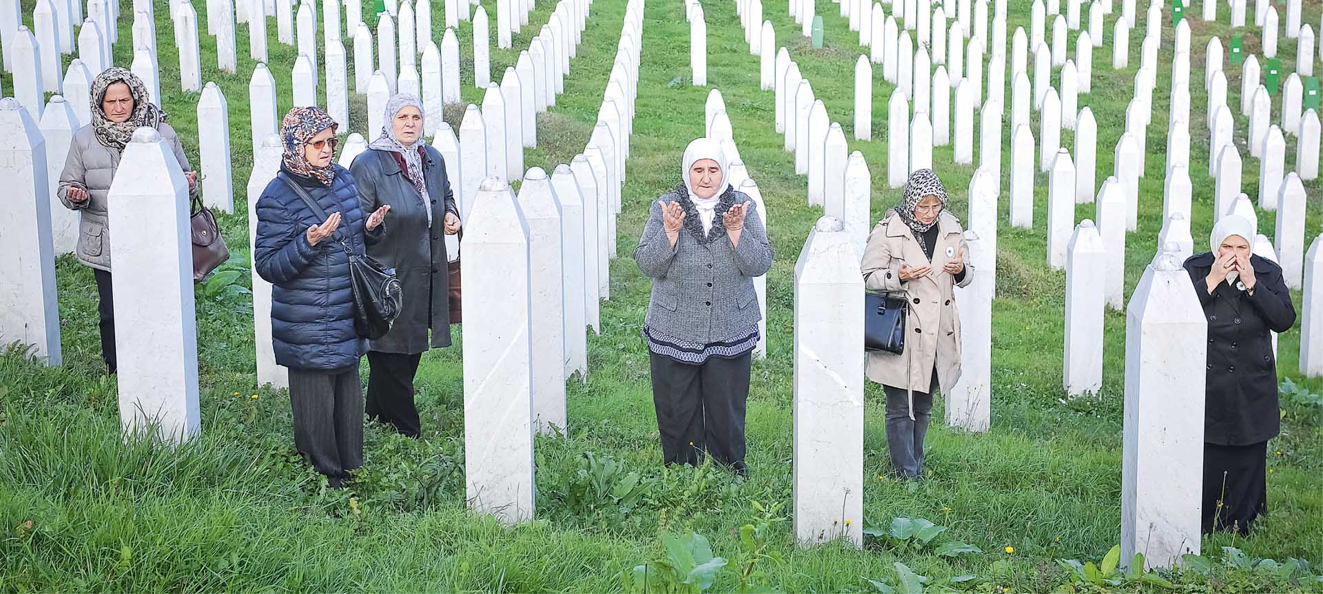 'U Srebrenici se nastavlja kalvarija osmišljena i provedena 1995.'