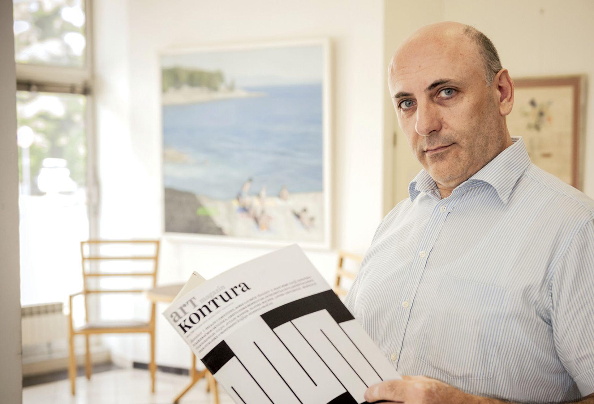 'Kako smo u vrijeme pada Vukovara pokretali art magazin'