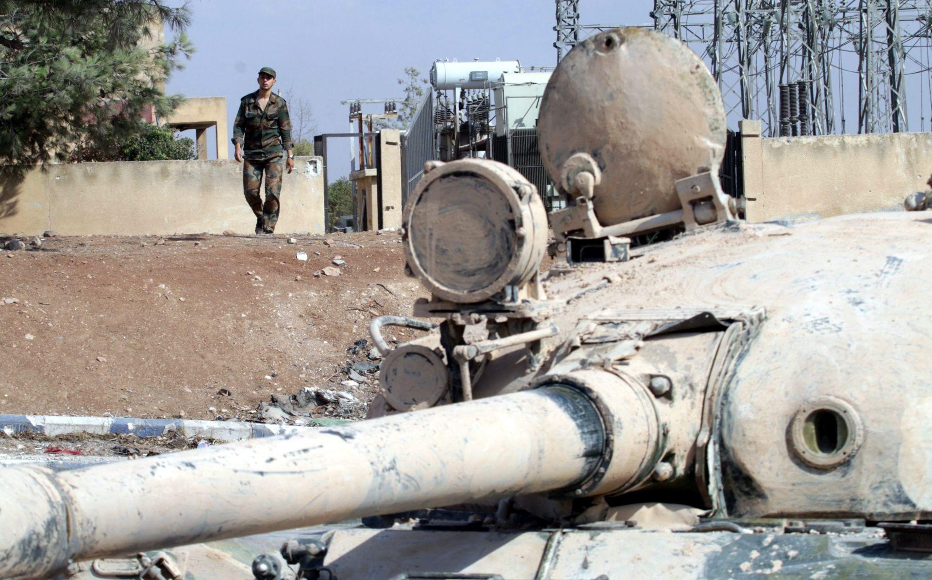 TREĆI DAN PRIMIRJA: U Alepu uglavnom prevladava mir uz sporadične napade