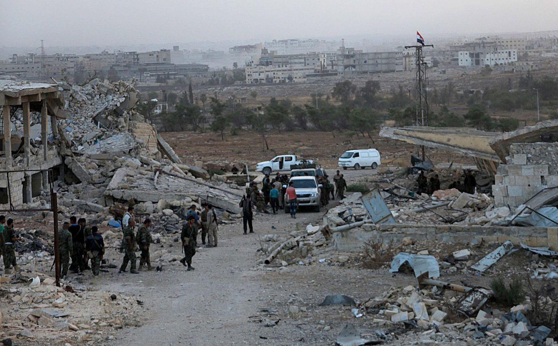 Rusija objavila desetosatno primirje u Alepu