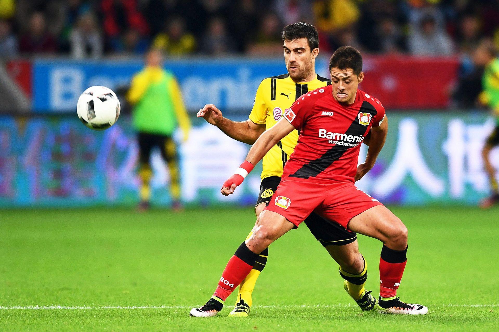 BUNDESLIGA Bayer Leverkusen – Borussia Dortmund 2:0