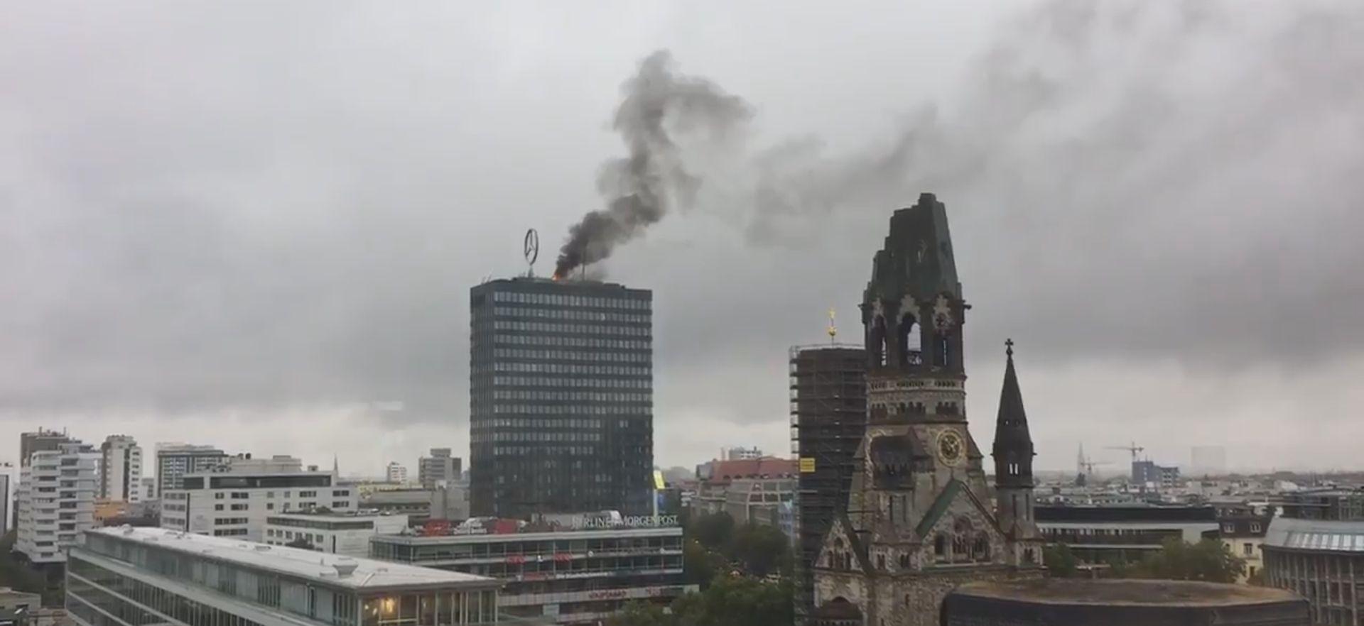 VIDEO: POVIJESNA ZGRADA Gorio Europa-Centar u Berlinu