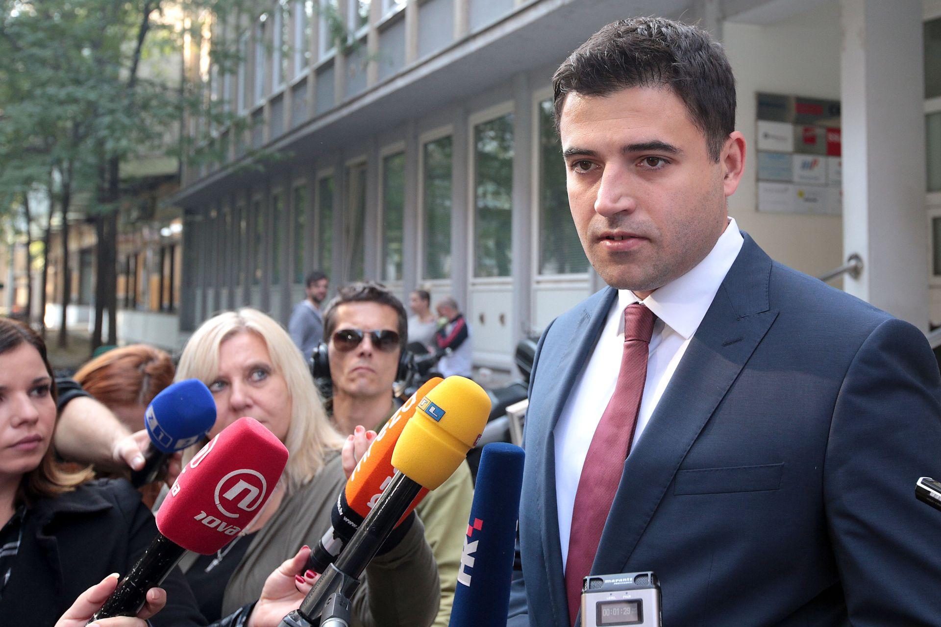 BERNARDIĆ: 'Ljudi prepoznaju da SDP mogu vratiti na tron, ali i ujediniti stranku'