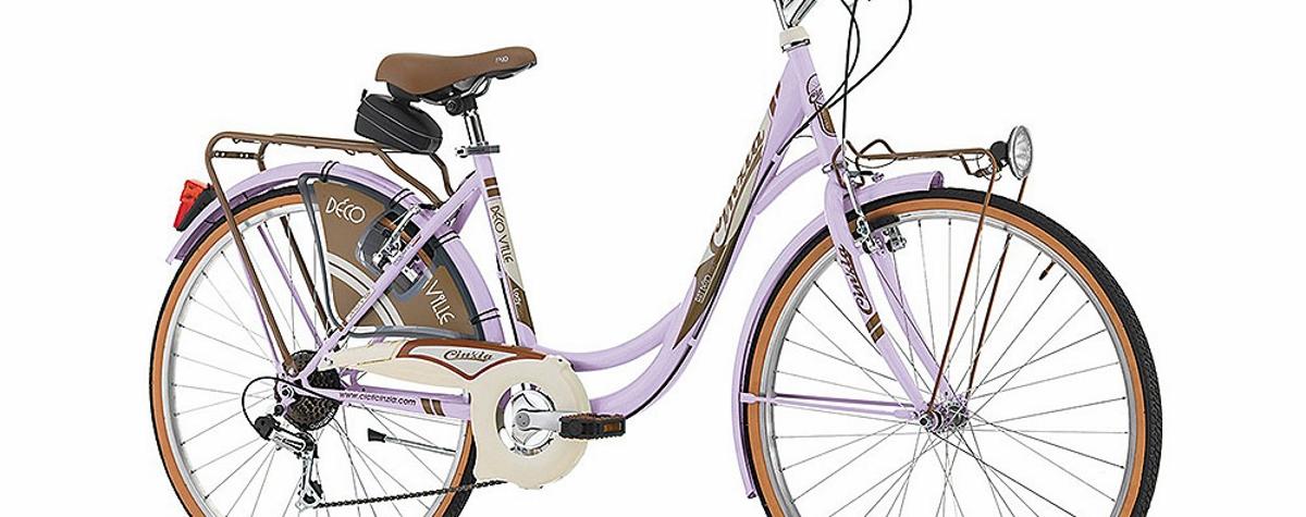Gradski bicikl idealan je za praktičnu, ekološku i elegantnu vožnju