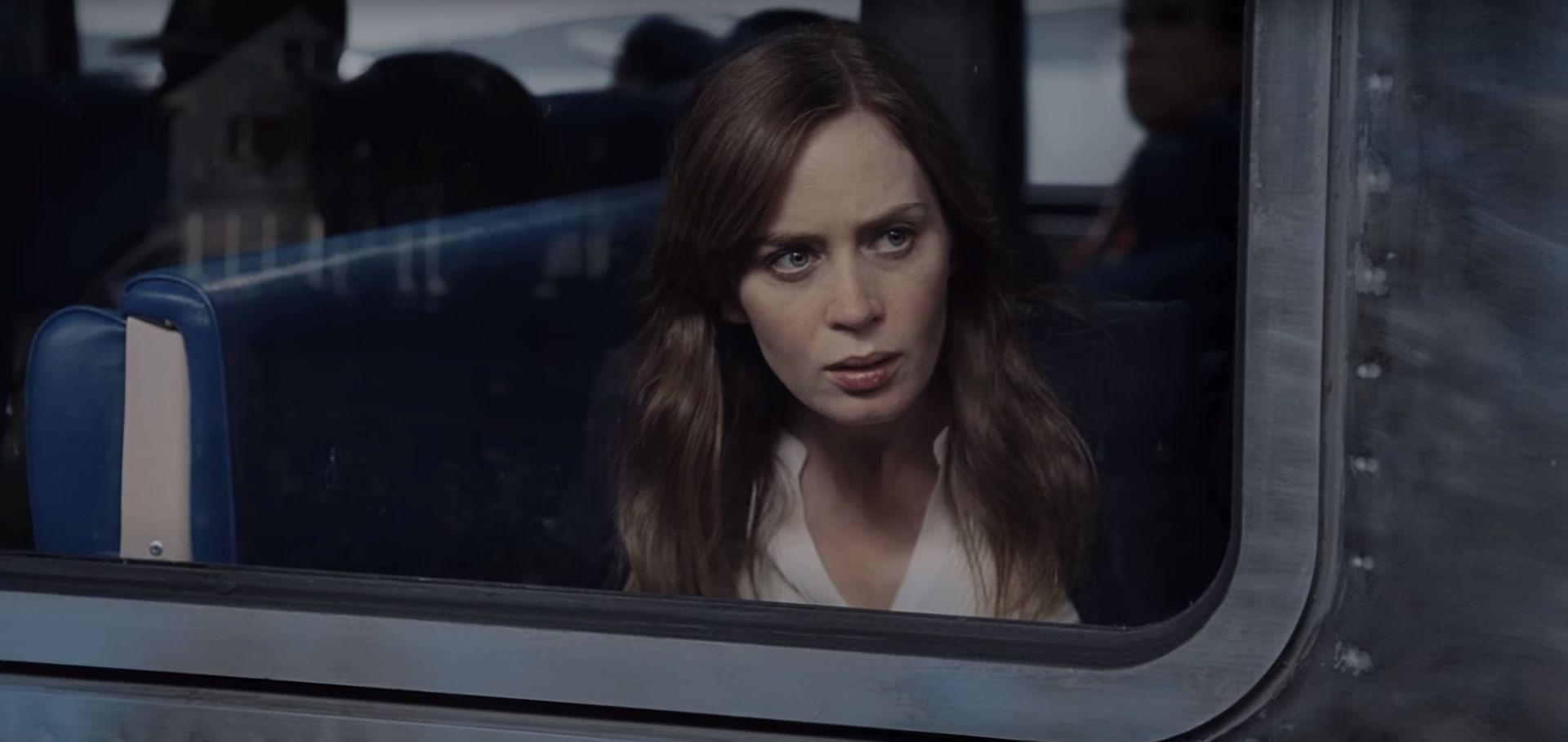 VIDEO: 'Djevojka u vlaku' u američkim kinima zaradila 24.7 milijuna dolara