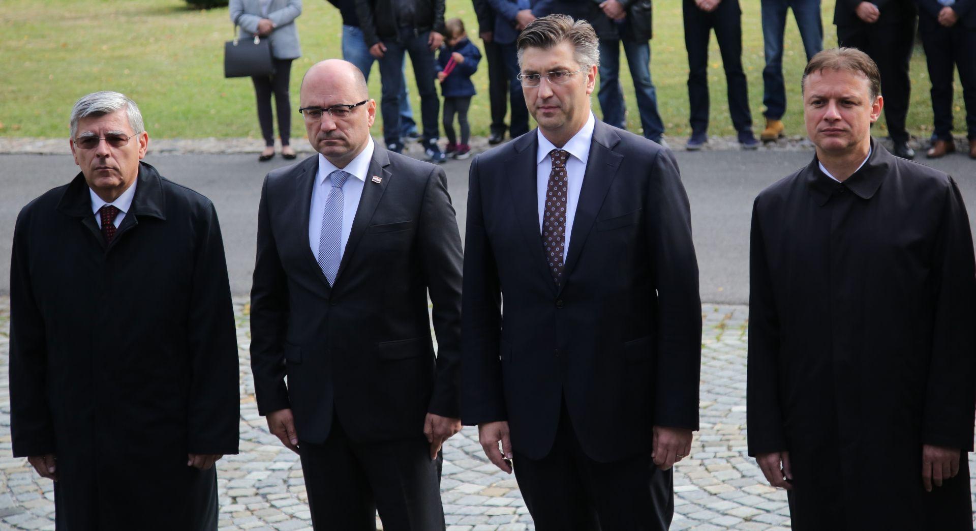 PLENKOVIĆ: Reiner, Brkić i Jandroković kandidati HDZ-a za potpredsjednike Sabora