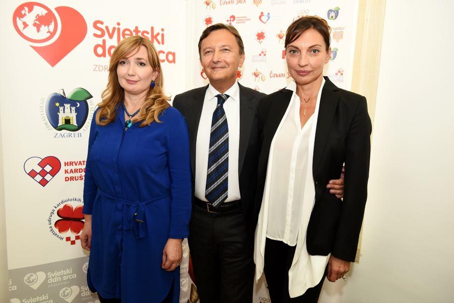 dr. Portolan Pajić, akademik Miličić i edukatorica Asja Petersen