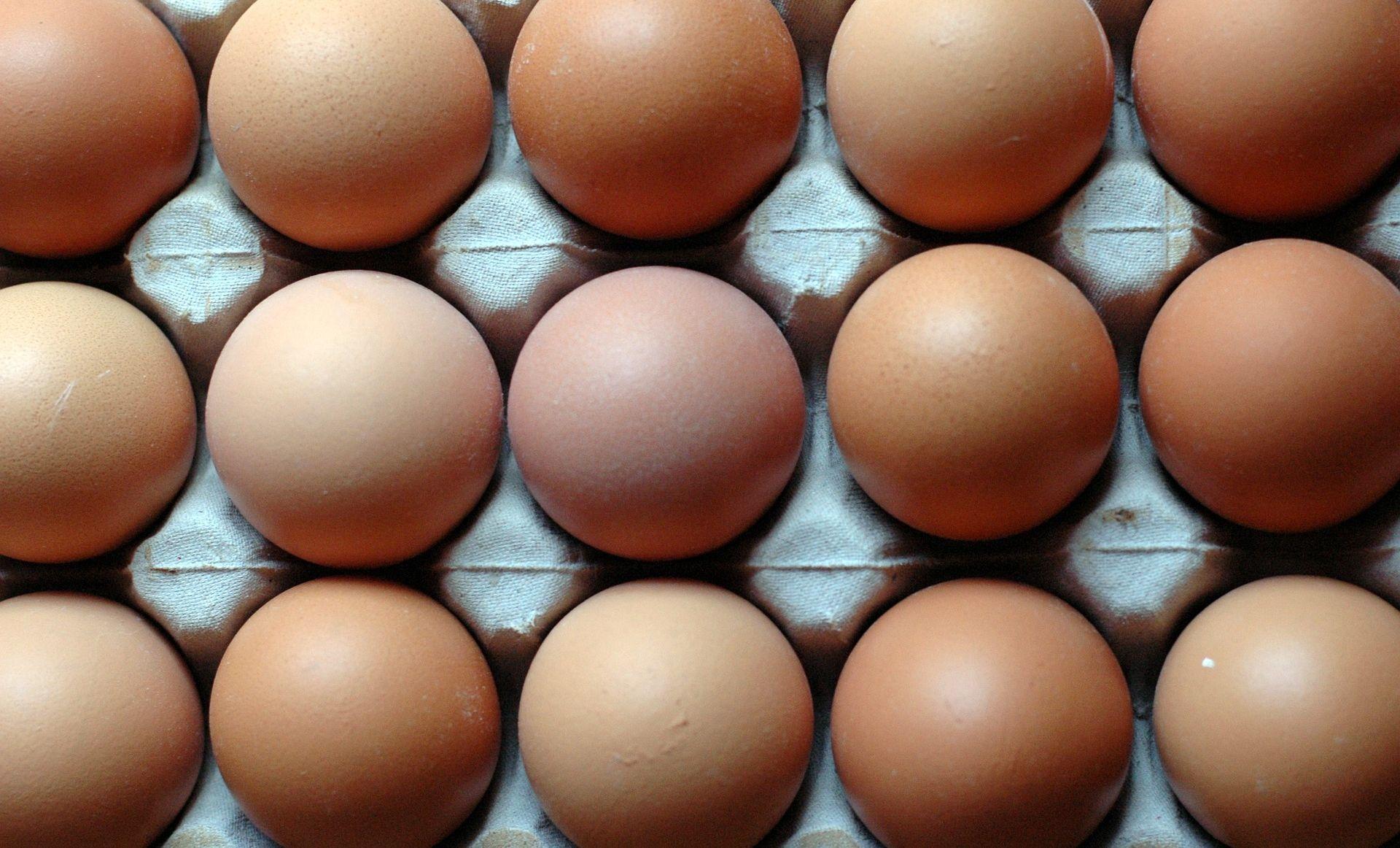 S tržišta se povlače jaja nizozemskog proizvođača