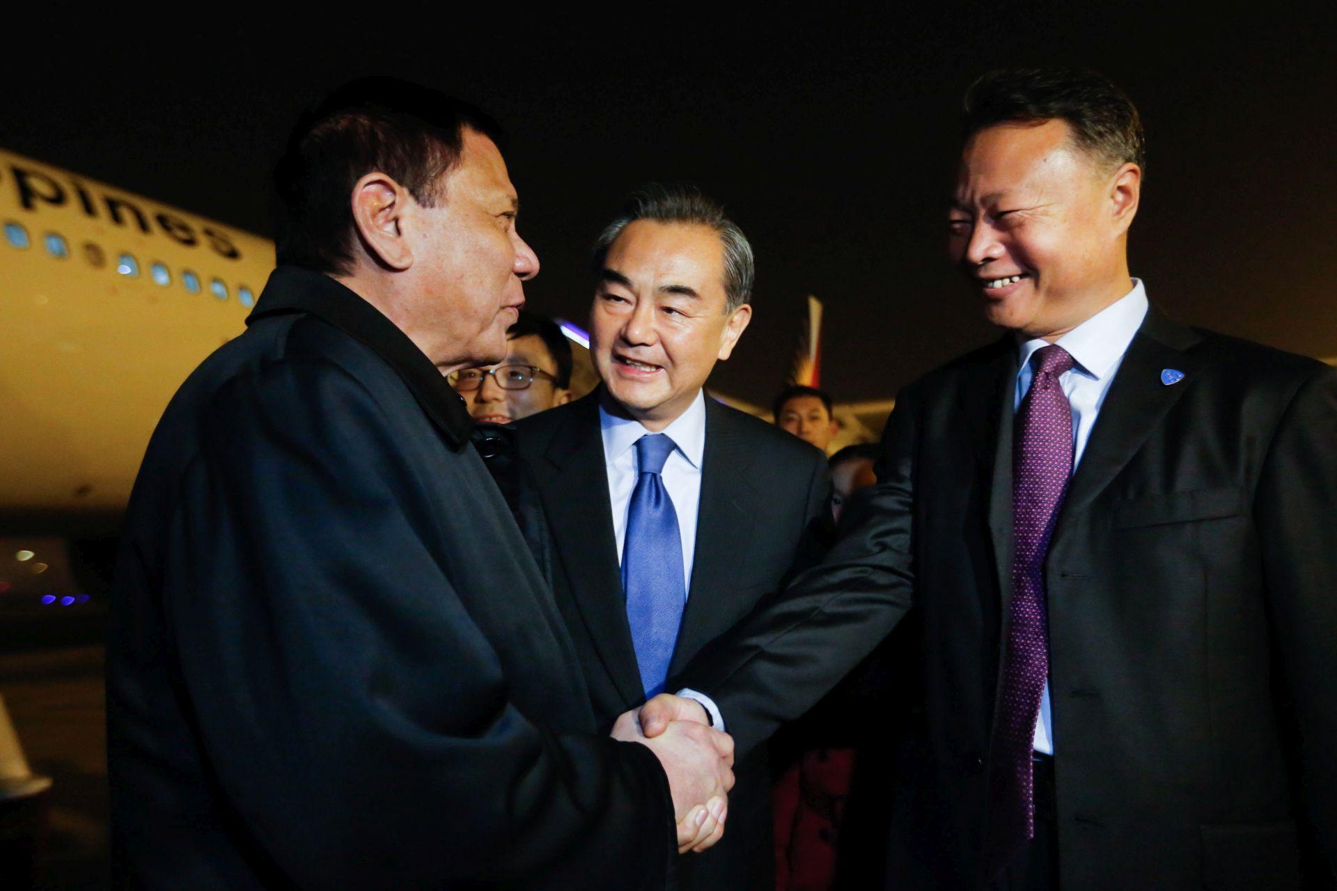 Filipini angažirali kinesku tvrtku koja je gradila u Južnom kineskom moru