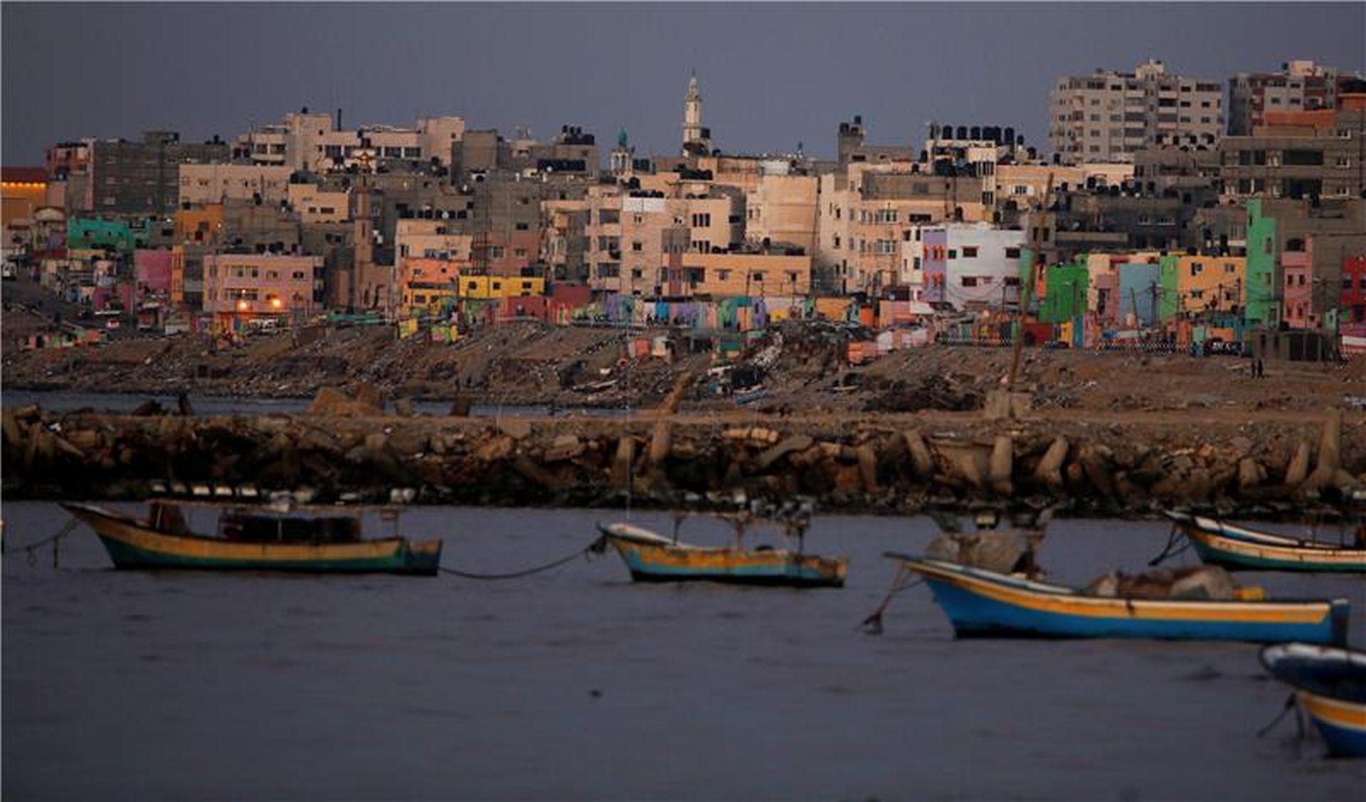 Međunarodna flotila približava se Pojasu Gaze