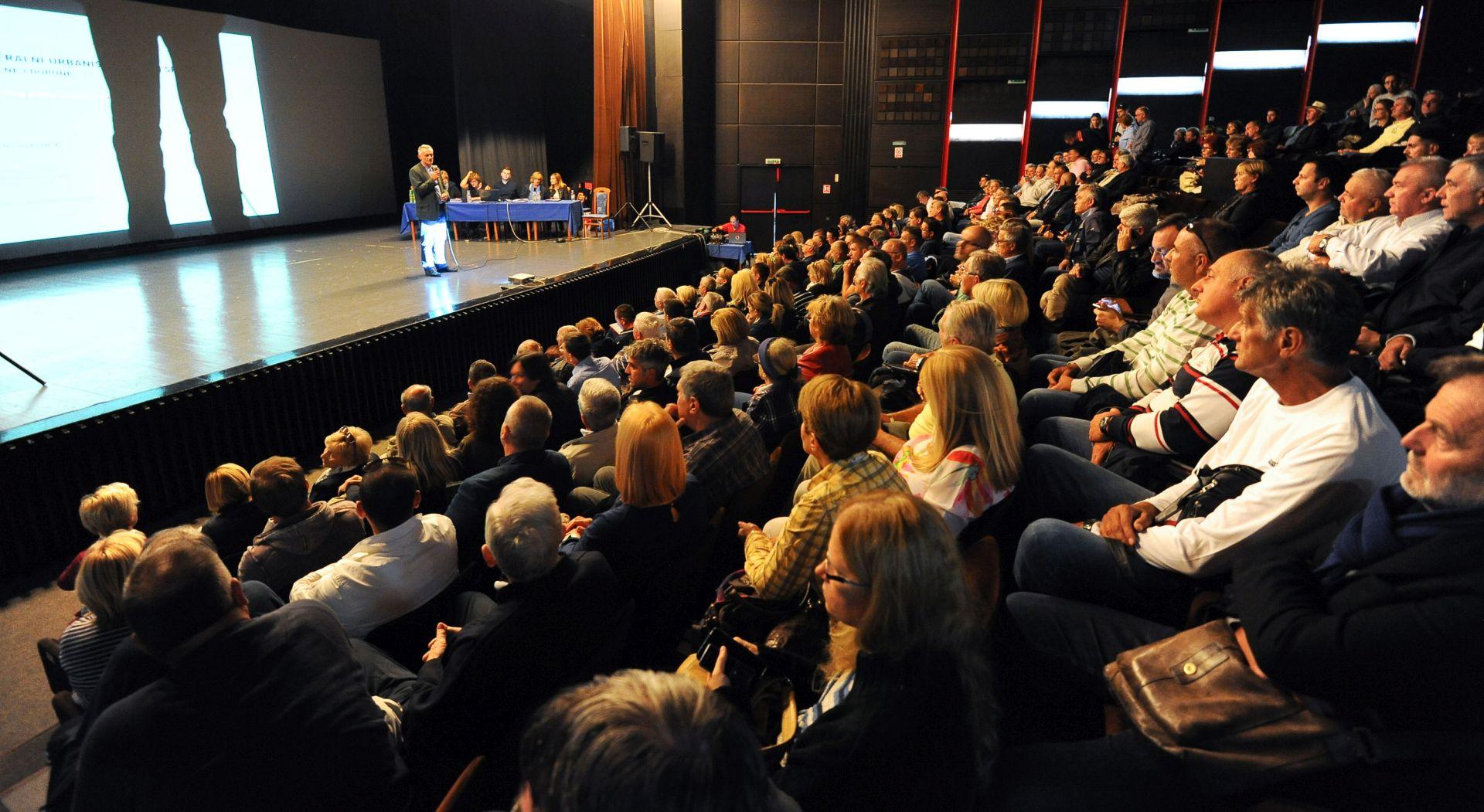 VELIKO ZANIMANJE GRAĐANA: Počela javna rasprava o splitskome GUP-u
