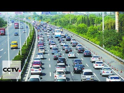 VIDEO: Velike prometne gužve u NR Kini
