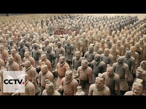 VIDEO: Obnavlja se Vojska od terakote u gradu Sianu