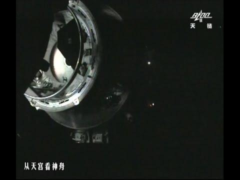 VIDEO: Kineski astrounauti stigli na svemirsku postaju Tiangong-2