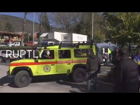 VIDEO: Pratite situaciju u talijanskom mjestu Norcia