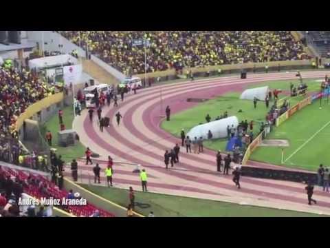 VIDEO: KAO U HOLLYWOODU Enner Valencia bježao policiji – za vrijeme utakmice