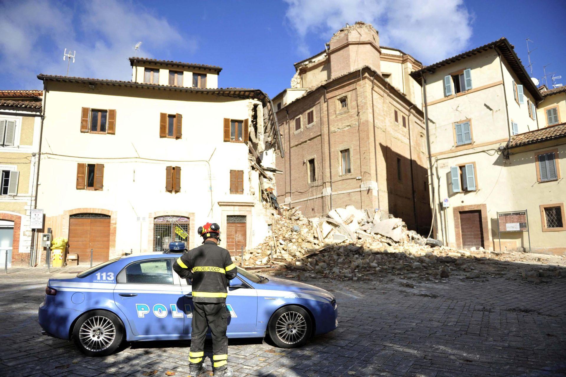 SEIZMOLOZI: Potresi u Italiji mogli bi u domino efektu trajati tjednima