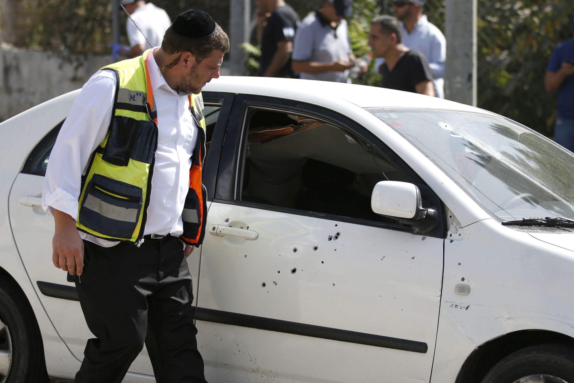 PUCNJAVA U JERUZALEMU: Palestinski napadač ubio dvije osobe, šestero ozlijeđenih