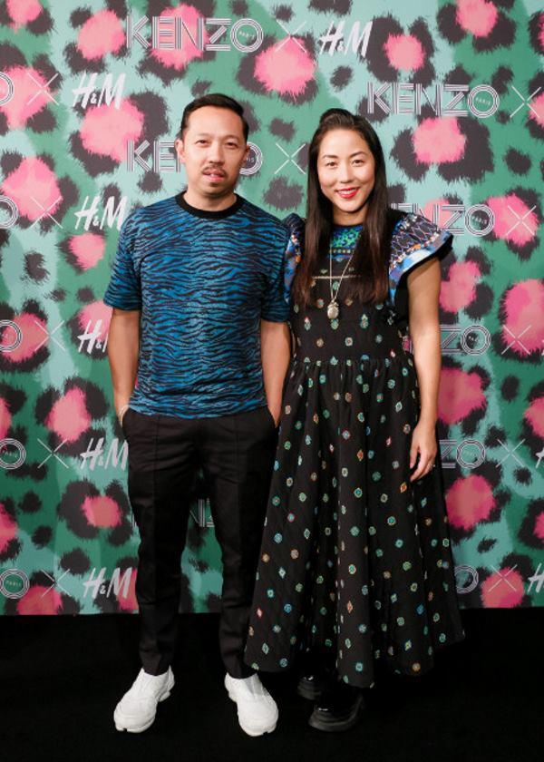 Carol Lim i Humberto Leon