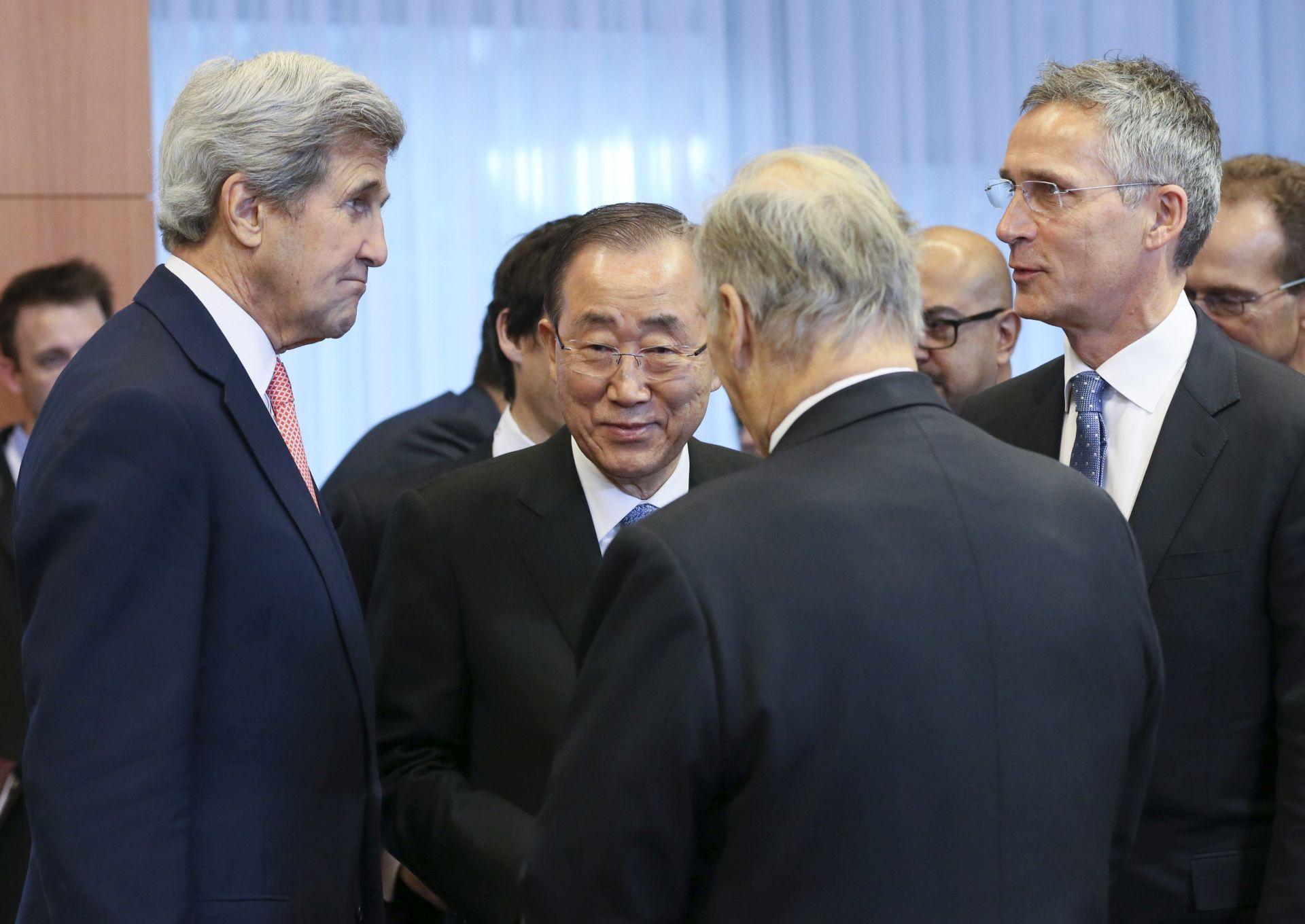 GLOBALNI SPORAZUM: Kerry s kineskim i indijskim ministrom o izbacivanju HFC-a