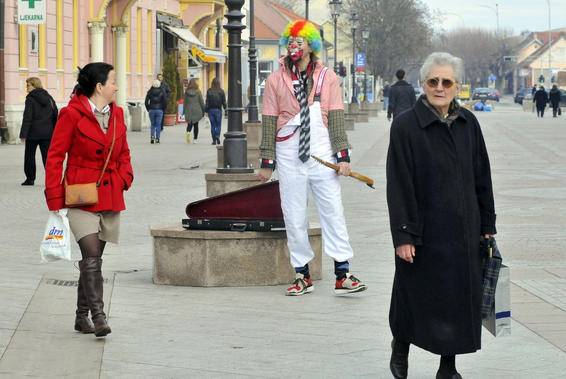 Policija zbog klaunova izdala upozorenje