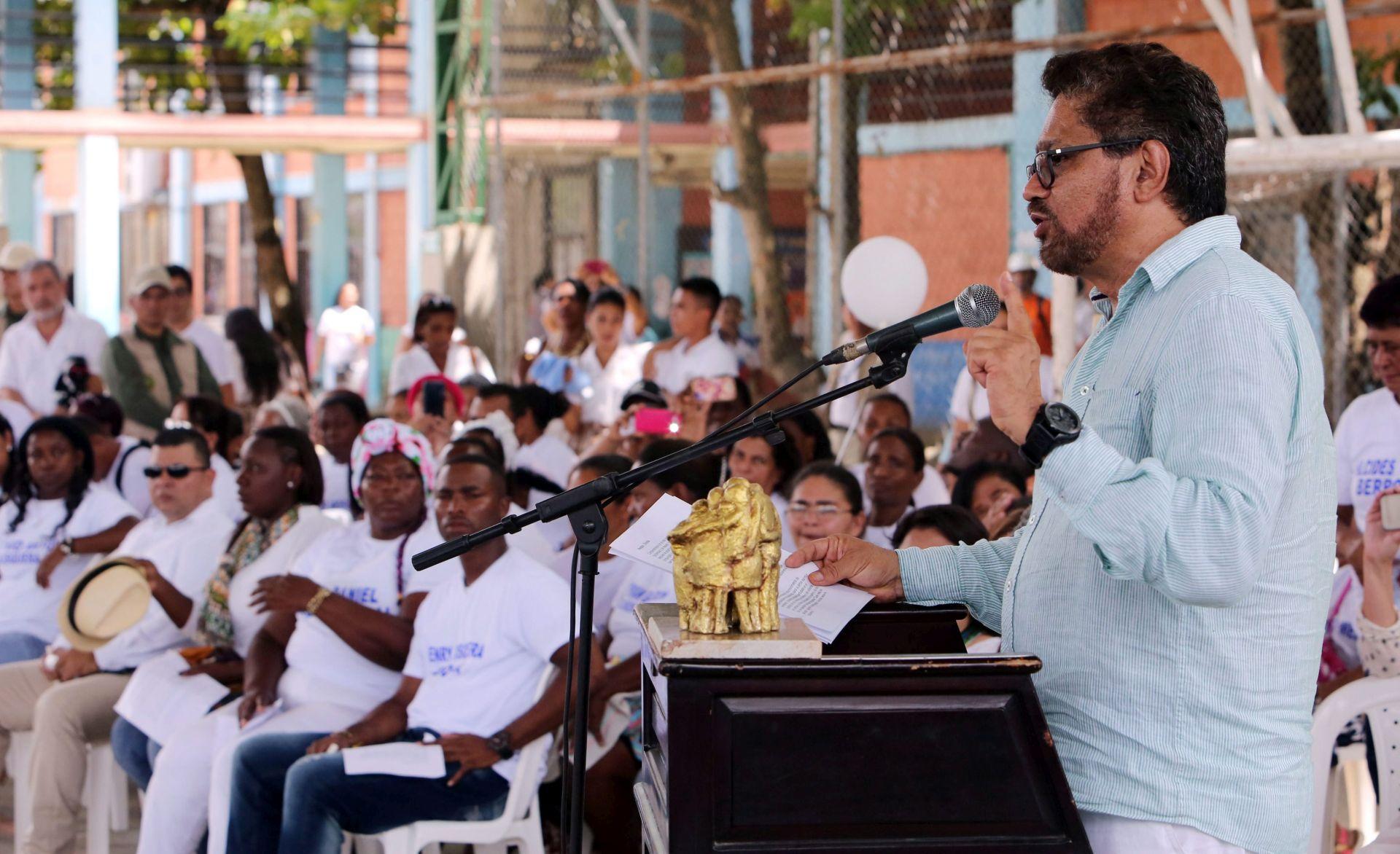 MIROVNI UGOVOR: Kolumbijska gerila FARC će isplatiti odštetu žrtvama