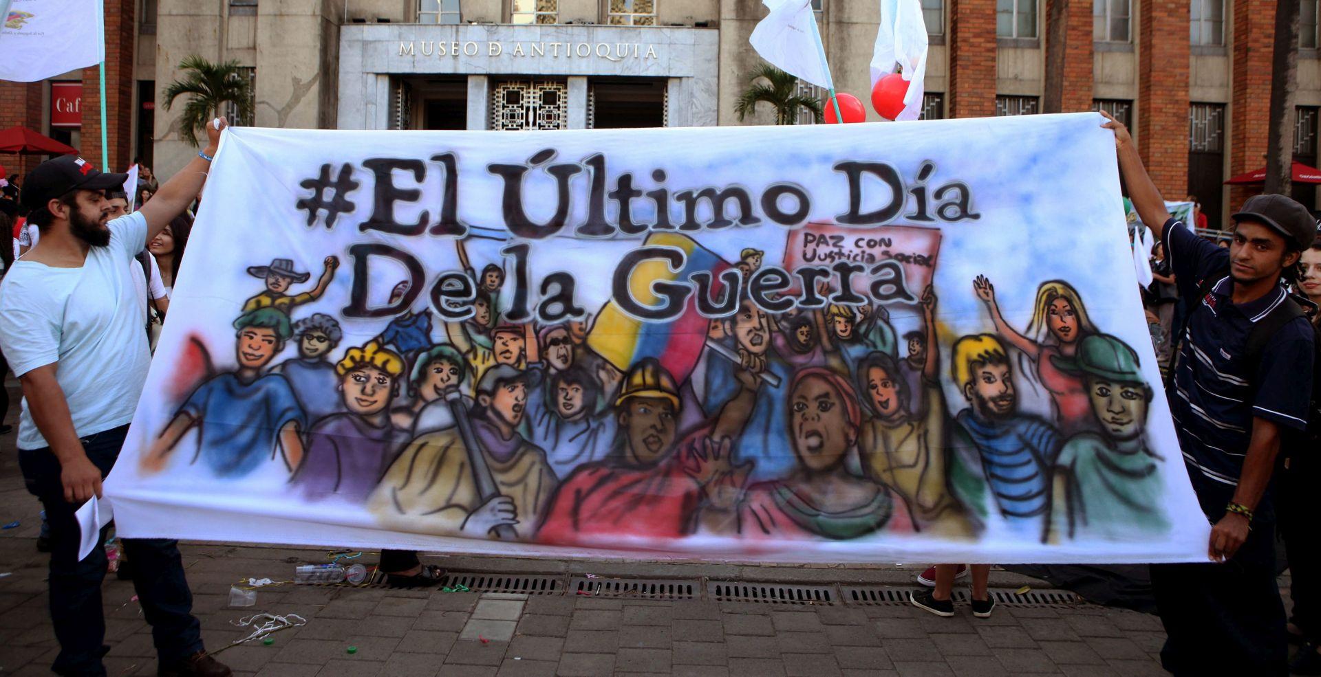 POTPORA SPORAZUMU: Tisuće u Kolumbiji na maršu mira