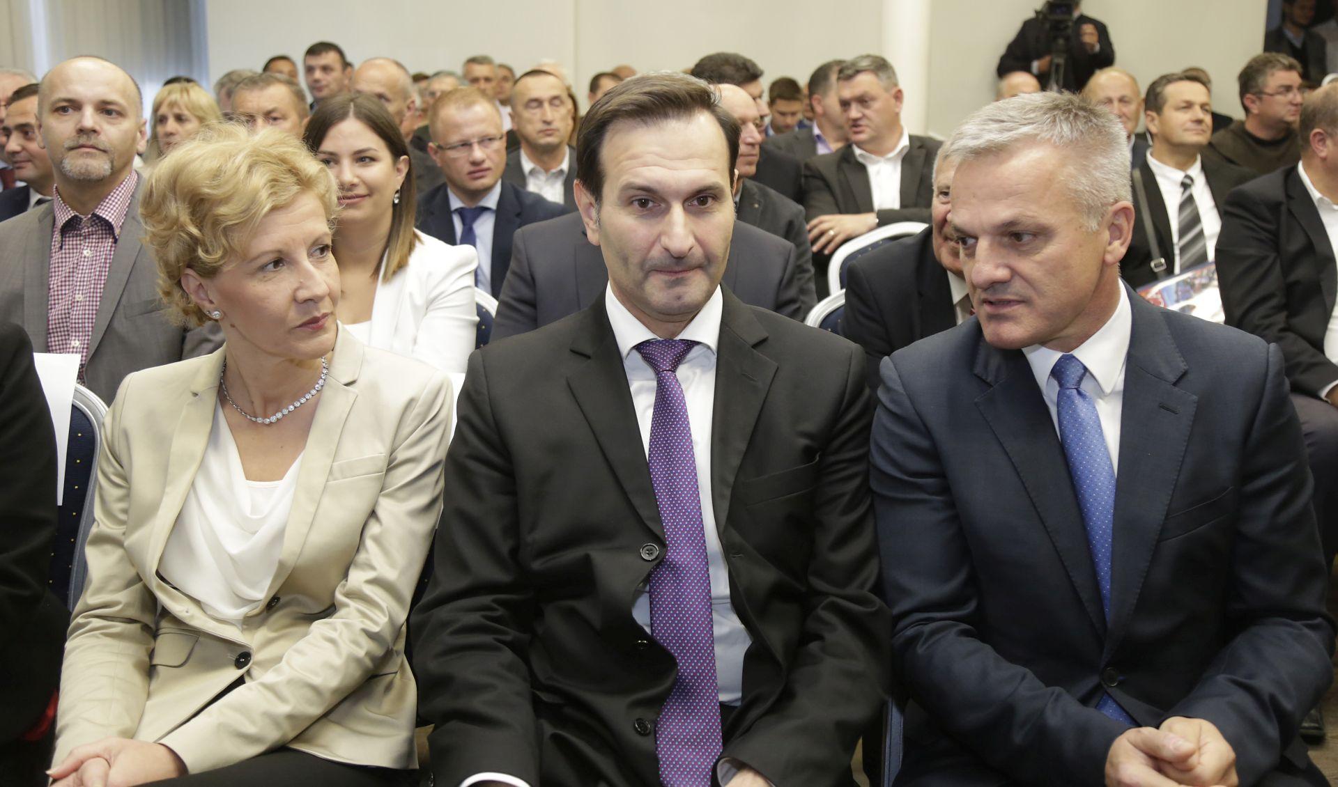 """KOVAČ """"Slovenci su racionalni i neće primijeniti arbitražu"""""""