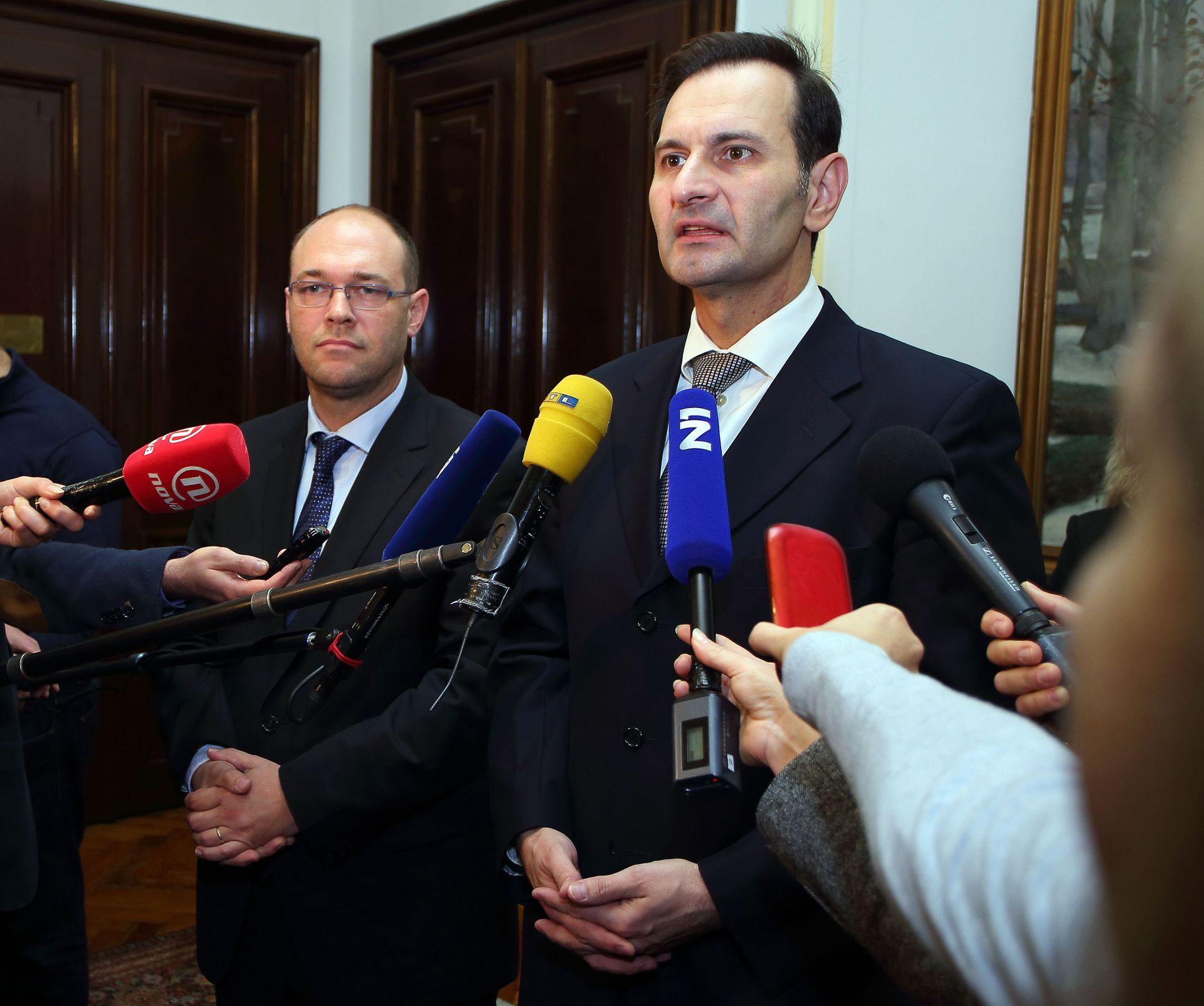 """Plenković smijenio Stiera i Kovača; Kovač """"Moja je savjest čista"""""""