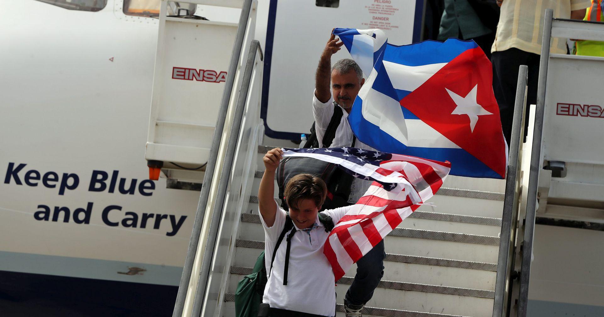 Obama okončao dvadesetogodišnju politiku otvorenih vrata za Kubance