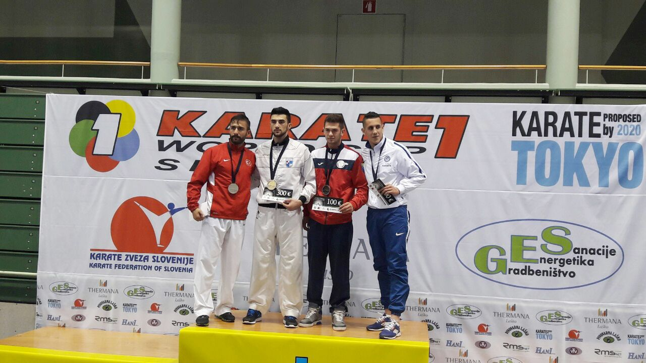 SP u karateu: Kvesić osvojio broncu