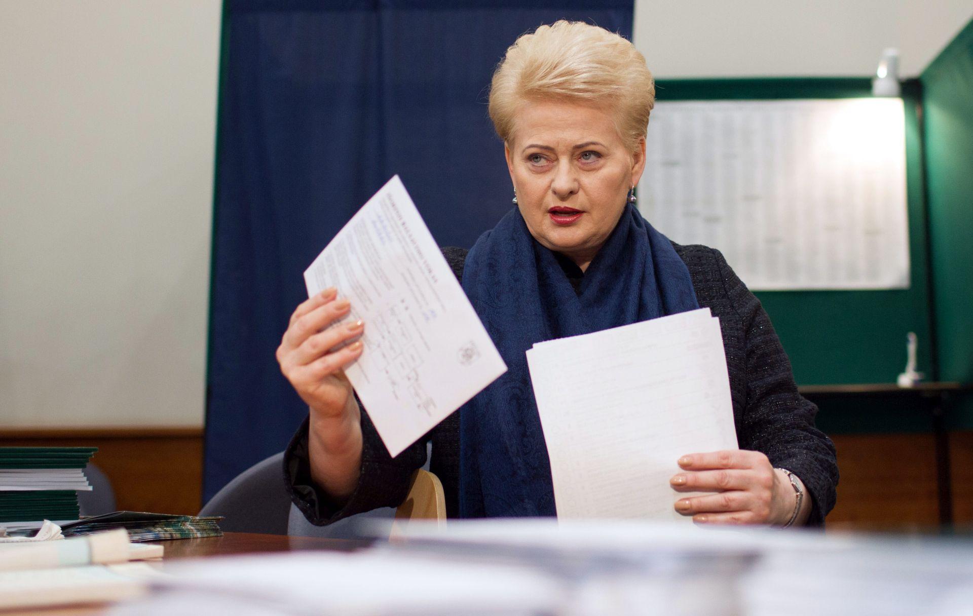 TIJESNA BORBA: Počeli izbori u Litvi