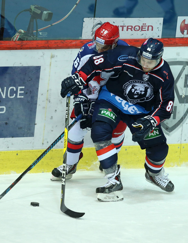 KHL: Lokomotiv – Medveščak 2:1