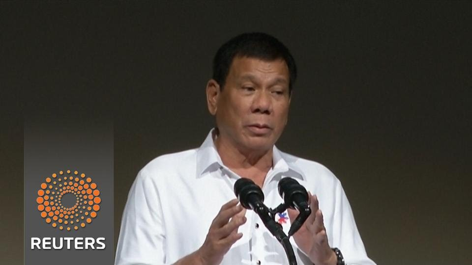 VIDEO: Rodrigo Duterte opet pozvao na kraj vojne koalicije sa SAD-om
