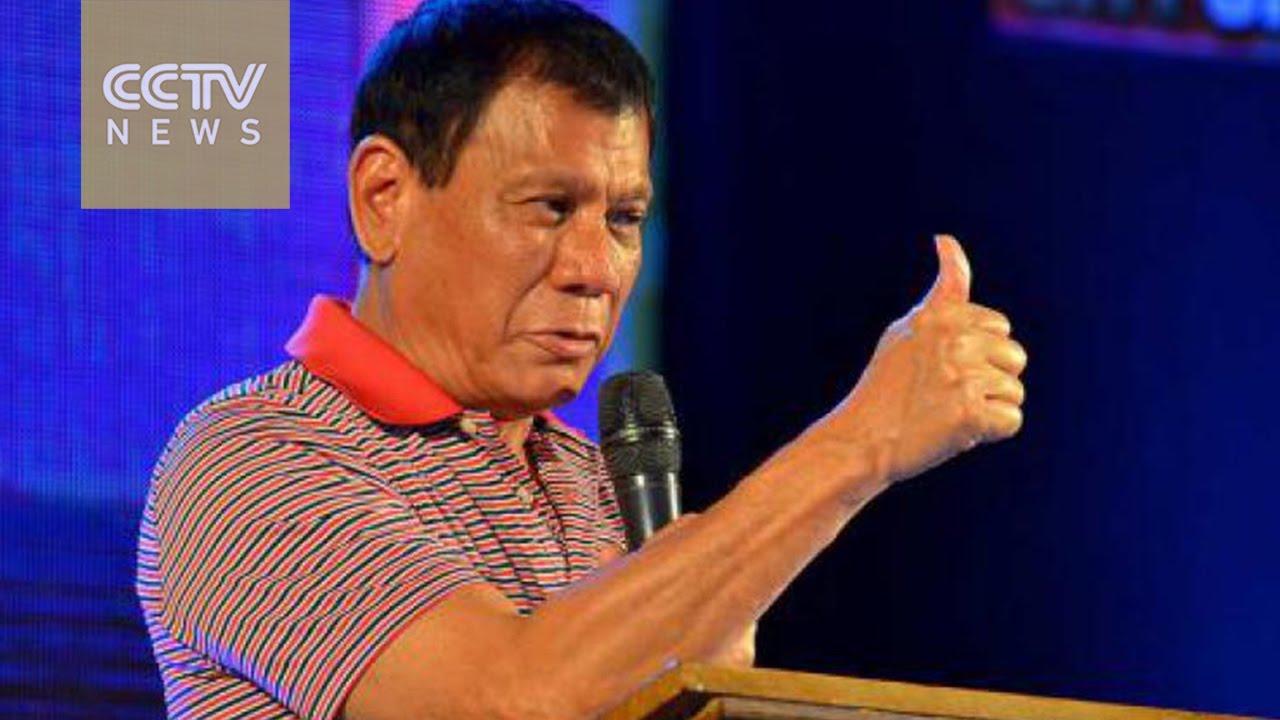 VIDEO: Popularnost Rodriga Dutertea raste među Filipincima