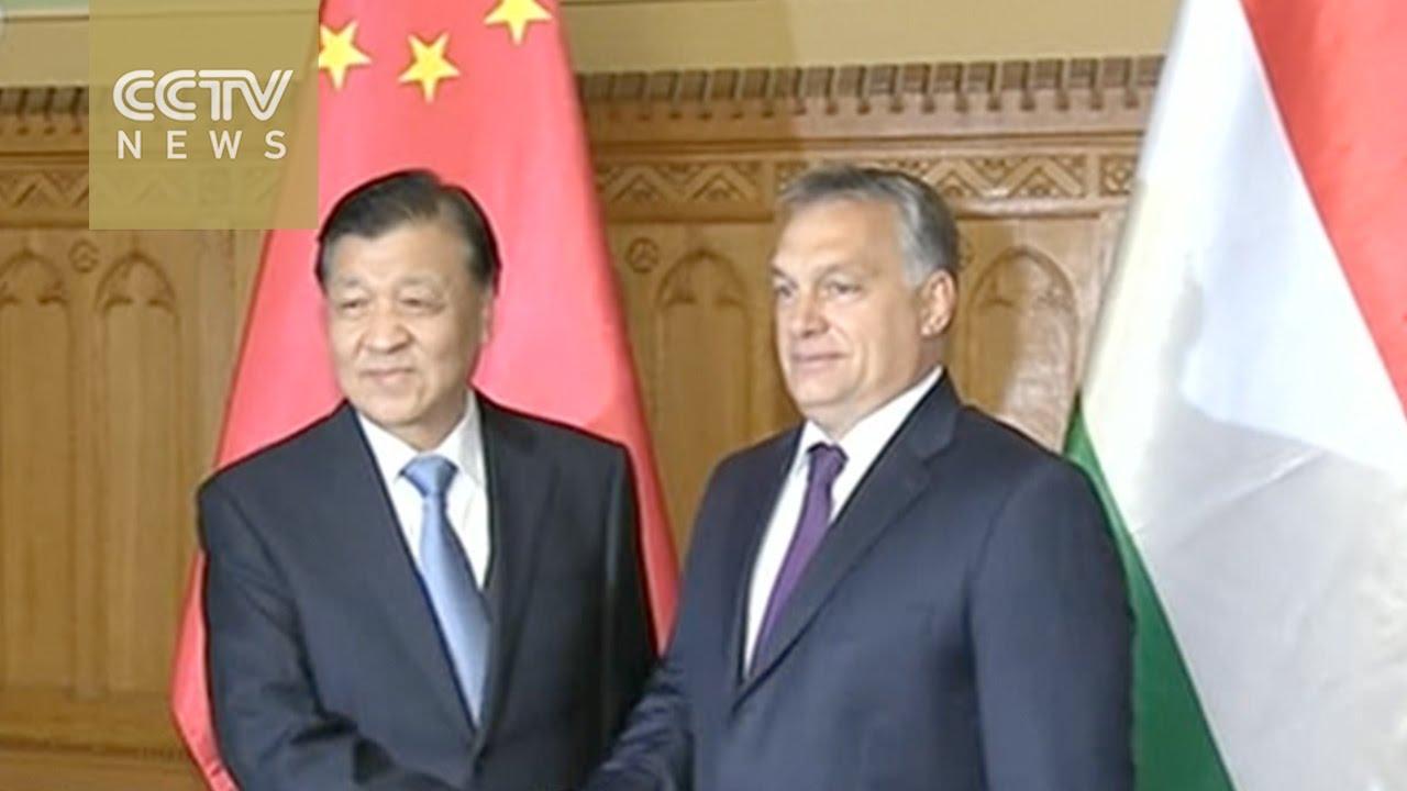 VIDEO: Visoki kineski partijski dužnosnik primljen u Mađarskoj