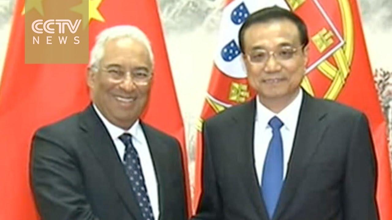 VIDEO: Portugalski premijer nalazi se u posjetu Pekingu