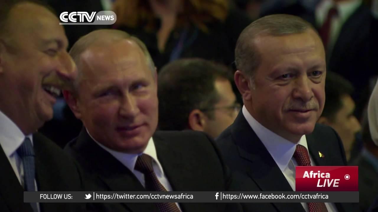 VIDEO: Počeo Svijetski energetski kongres u Istanbulu