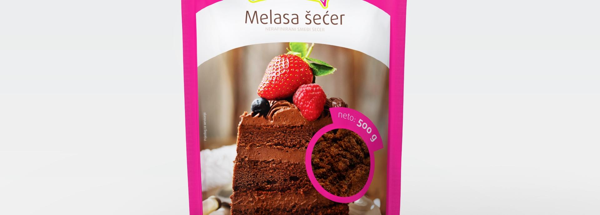 Melasa šećer sadržava veliku količinu hranjivih tvari