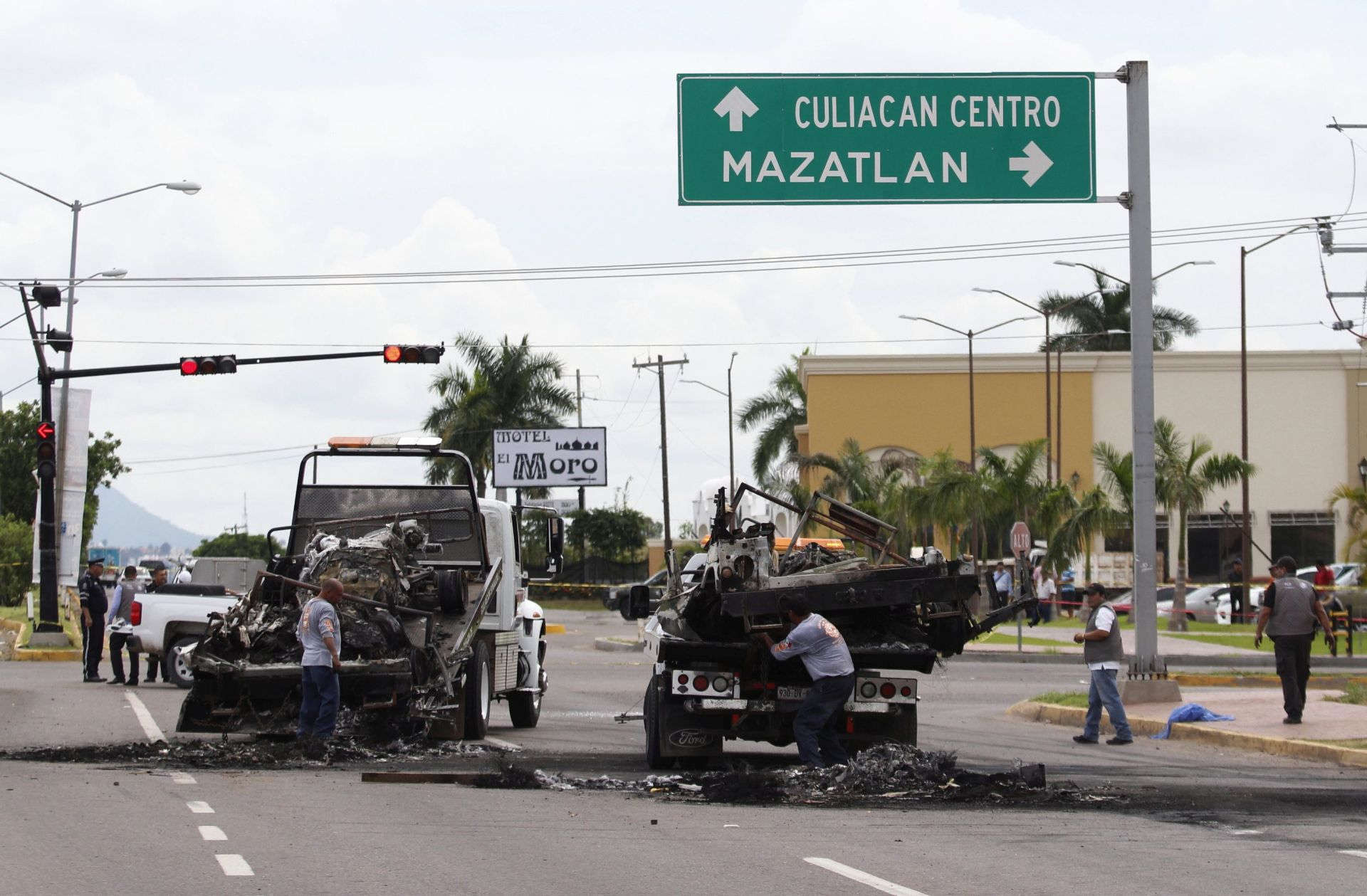 """DJELO """"EL CHAPA""""? Petorica meksičkih vojnika ubijena u napadu na konvoj"""