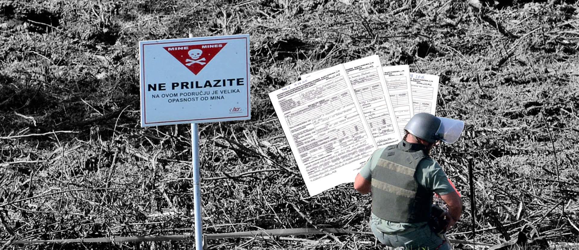 U DVA MJESECA pronađeno pet eksplozivnih naprava na mjestima koja su očišćena od mina