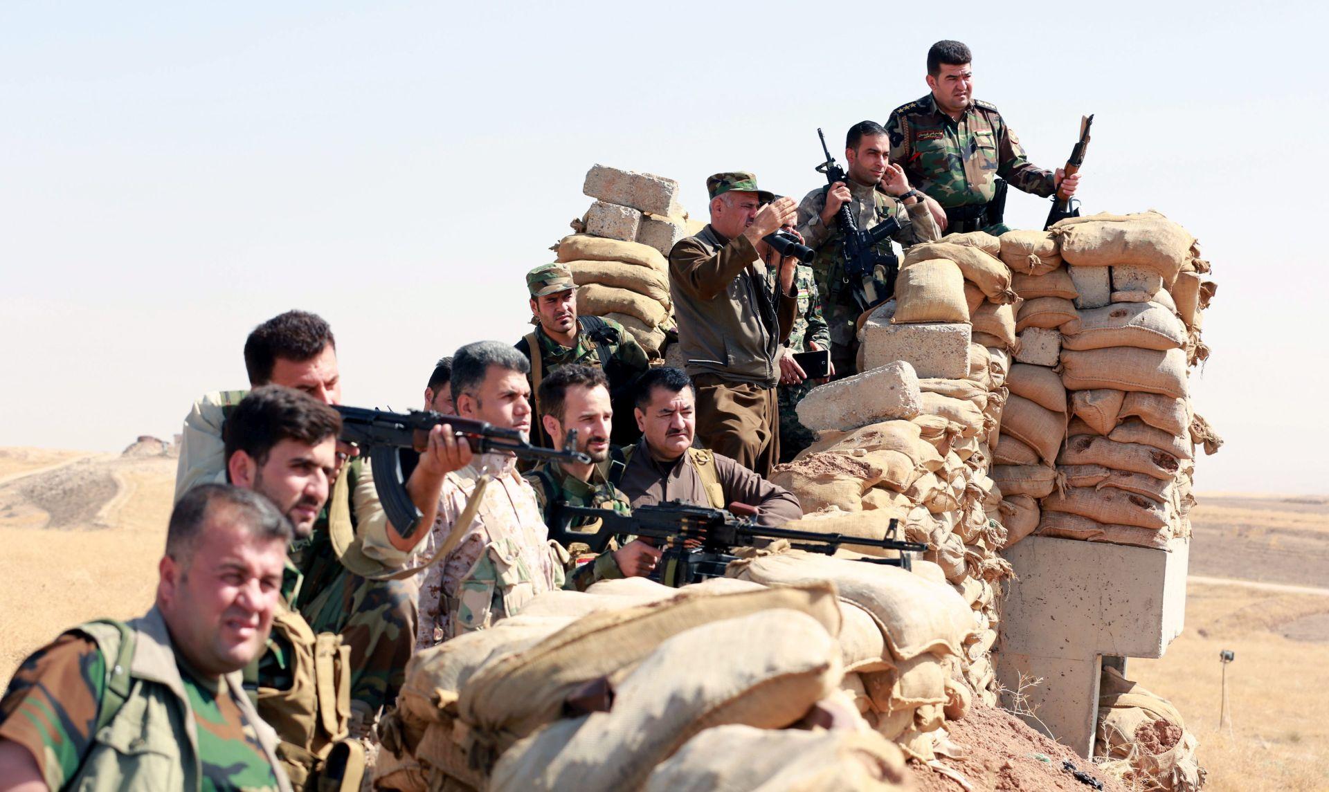 U bici za Mosul ubijeno 747 militanata IS-a