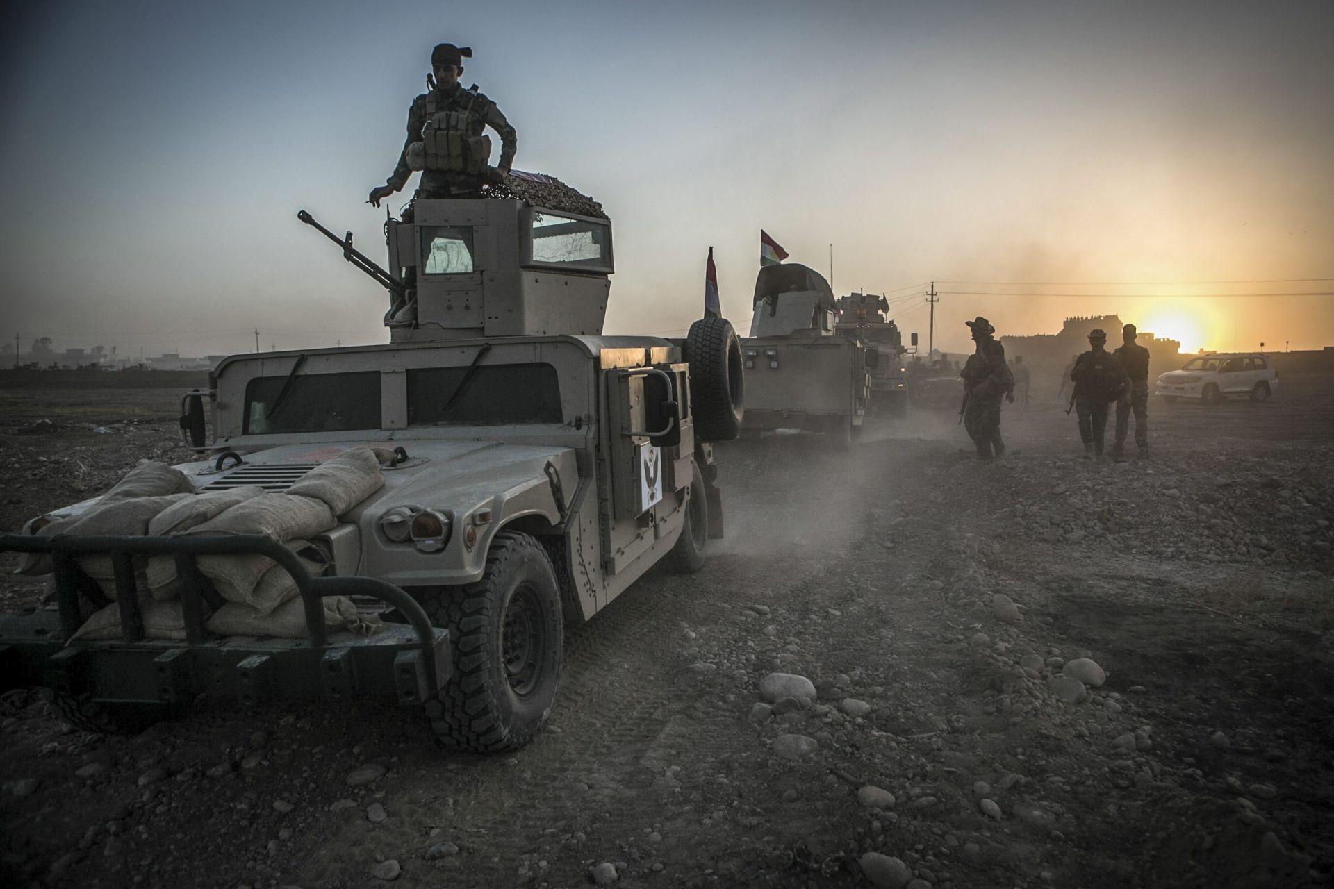 MOSUL U zračnom napadu uništen most preko Tigrisa, militantima ISIS-a otežano kretanje