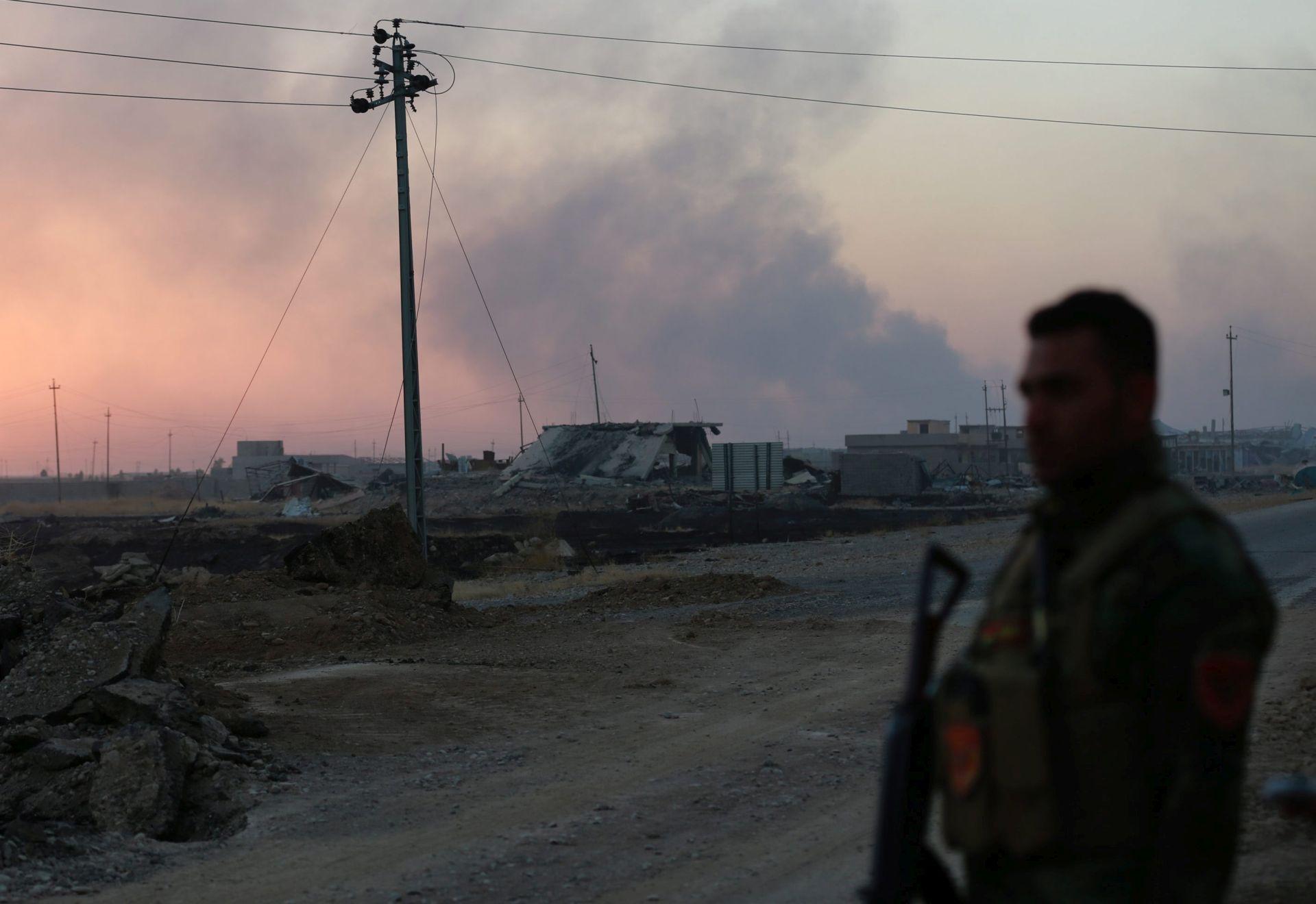 IRAK Islamska država napala kontrolnu točku, poginulo sedam policajaca