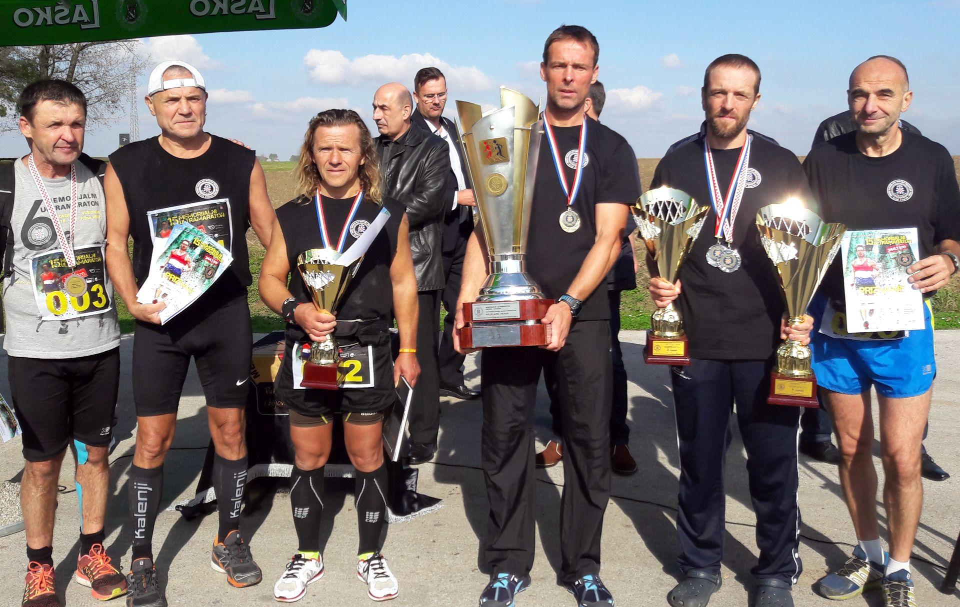 POBJEDNIK SLOVENAC: 15. Međunarodni memorijalni ultramaraton Zagreb – Vukovar