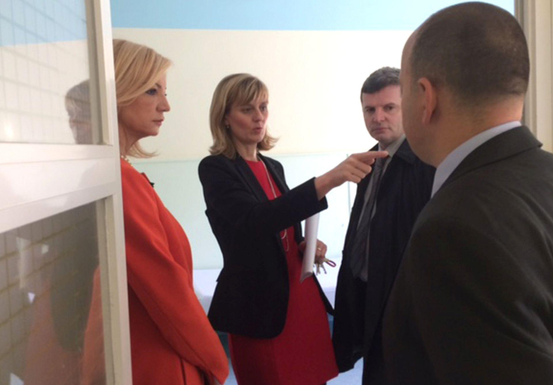 Nakić predložio premještaj dijela pretrpane bolnice u Kukuljevićevoj