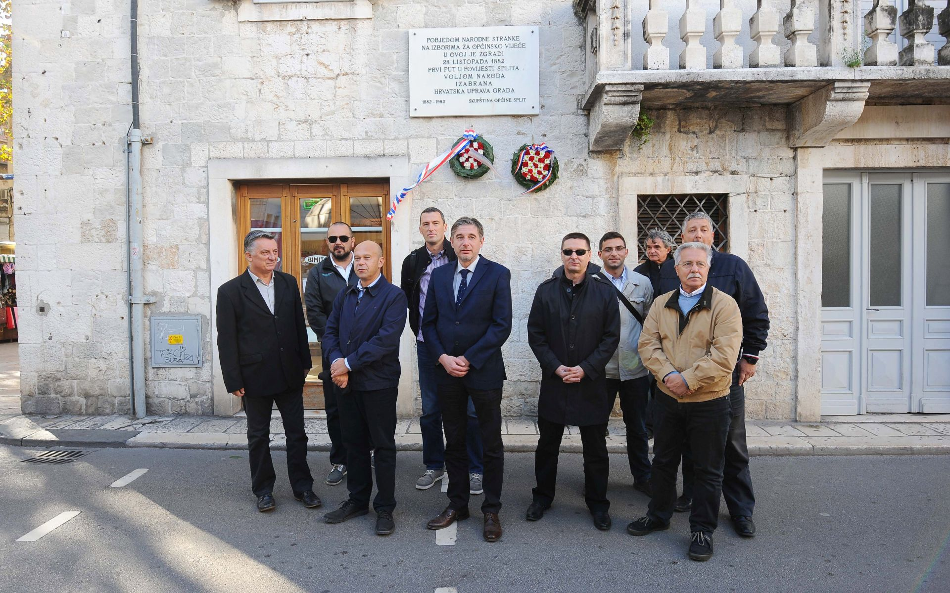 Obilježena 134. godišnjica pobjede Narodne stranke u Splitu