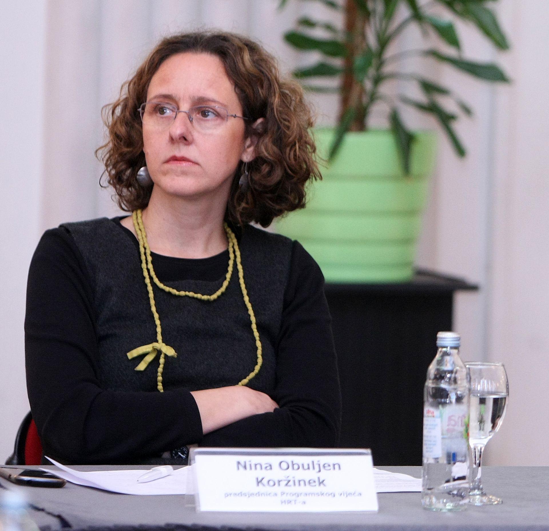 Nina Obuljen Koržinek nova ministrica kulture
