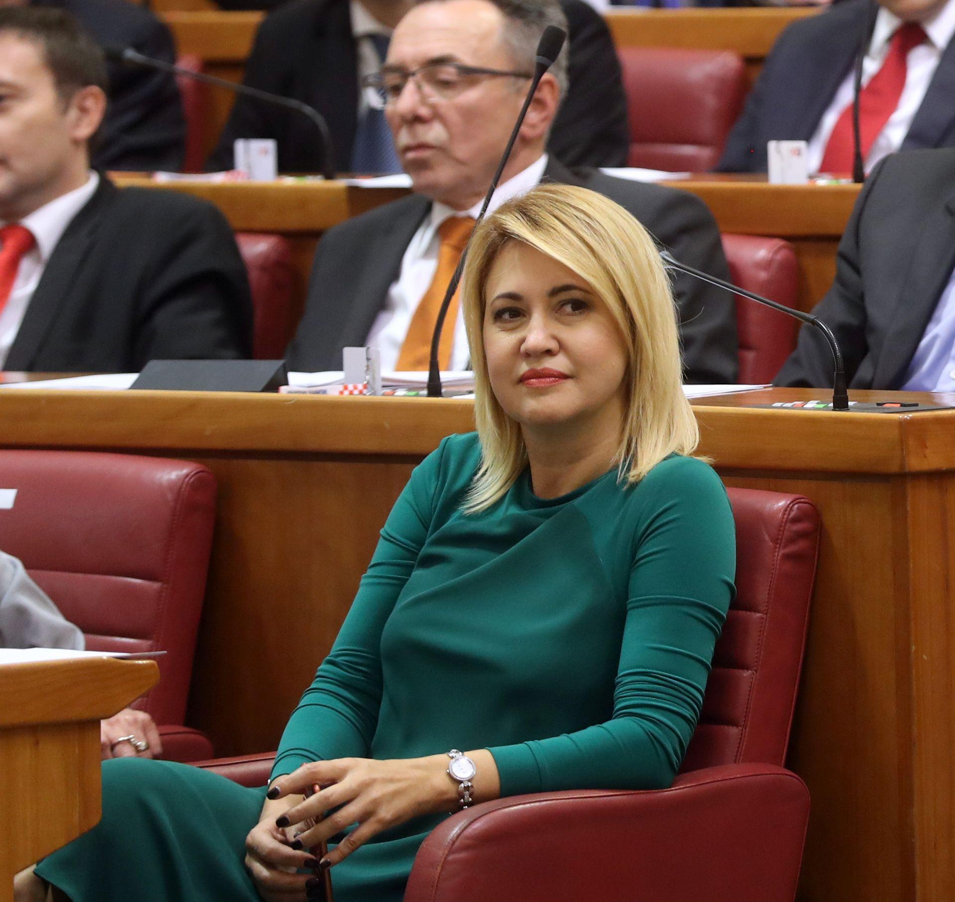 Milanka Opačić postala članicom Bandićeve stranke